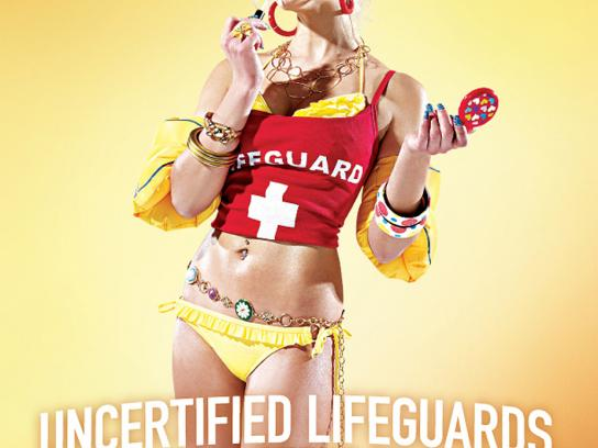Premier Dermatology Print Ad -  Lifeguard