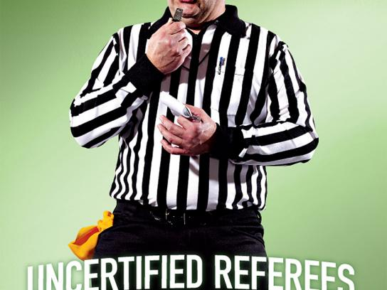 Premier Dermatology Print Ad -  Referee