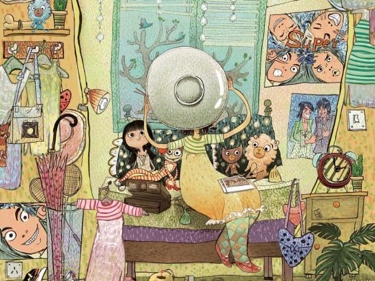 Tang Da Ren Print Ad -  Princess