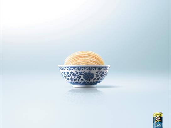 Pringles Print Ad -  Rice Bowl