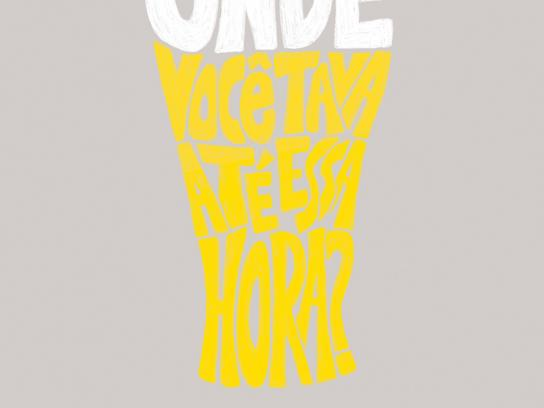 Procopio Ferreira Print Ad -  Beer