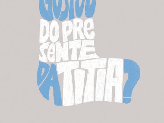 Procopio Ferreira Print Ad -  Sock