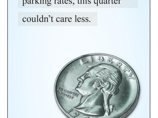 Chicago Now Print Ad -  Quarter