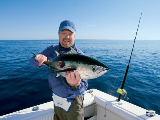 Rianxeira Print Ad -  Fisherman