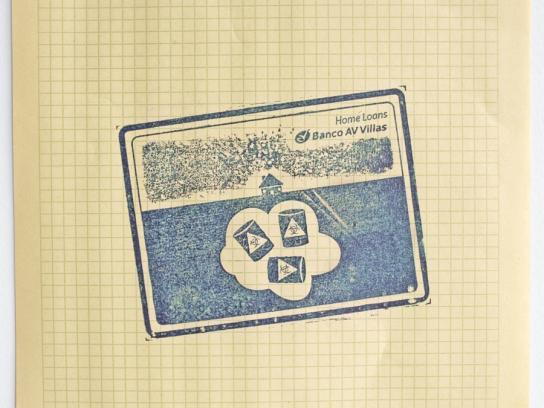 Banco AV Print Ad -  Radioactive