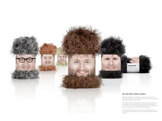 Rellana Direct Ad -  Rellana Woolly Heads
