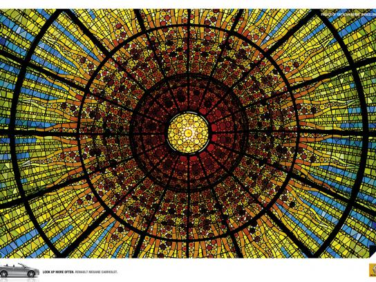 Renault Print Ad -  Ceiling, 2