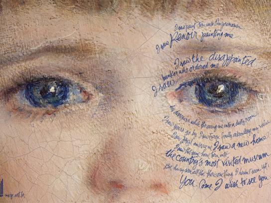 MASP Print Ad -  Renoir