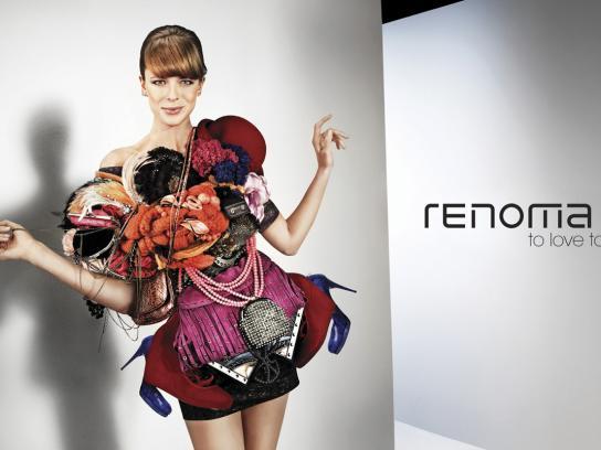 Renoma Print Ad -  Bag, 2