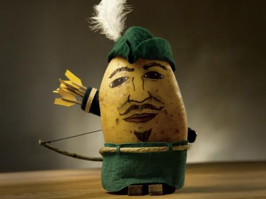 Potatoheads, Robin