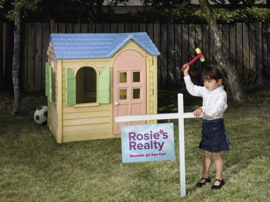 BCAA Print Ad -  Rosie
