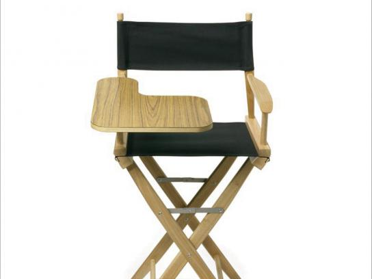 The Ruskin School of Acting Print Ad -  Chair
