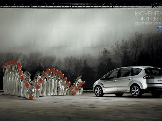 Ford Print Ad -  Kinetic Design, 4