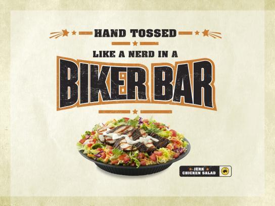 Salads-Biker Bar