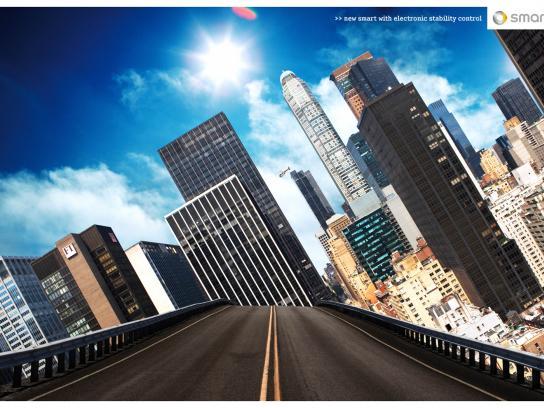 Smart Print Ad -  City