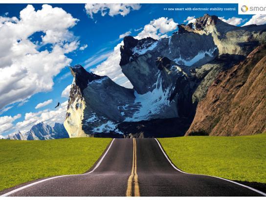 Smart Print Ad -  Mountains