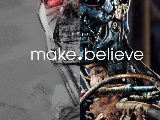Sony Outdoor Ad -  Make.Believe, Terminator