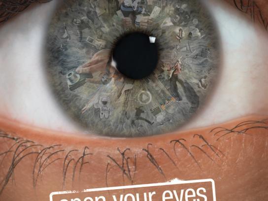 Sympatico Print Ad -  James