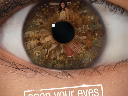 Sympatico Print Ad -  Serina