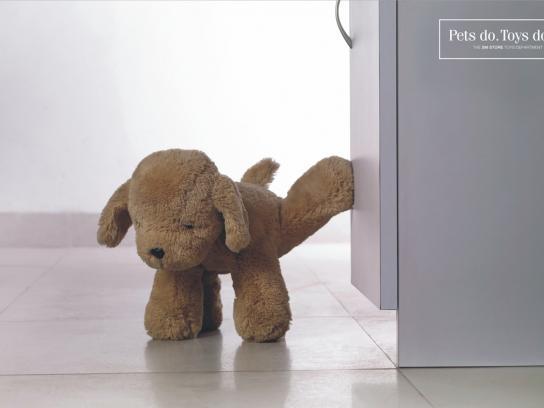 SM Store Print Ad -  Pets do, 2