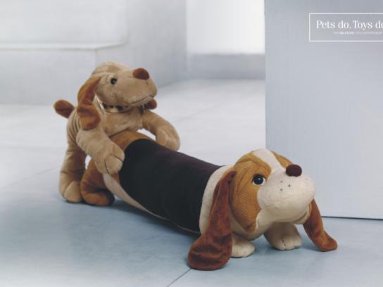 SM Store Print Ad -  Pets do, 3