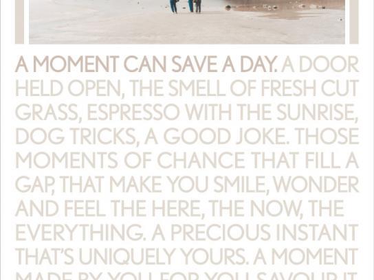 Lexus Print Ad -  Save a day