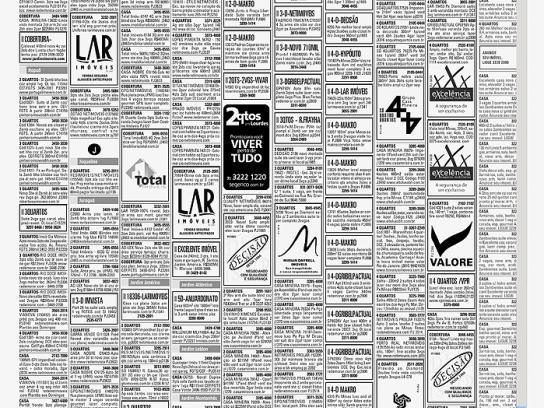 Lugarcerto Print Ad -  Scroll bars