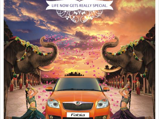 Skoda Print Ad -  Special, 3