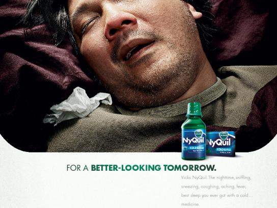 Vicks Print Ad -  Joe