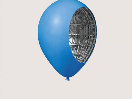 Smart Print Ad -  Balloon