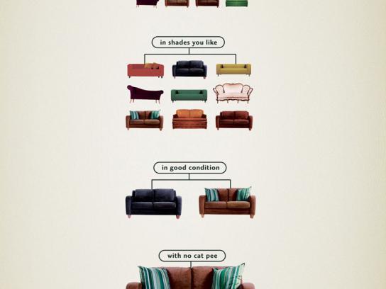 gnads4u Print Ad -  Sofa