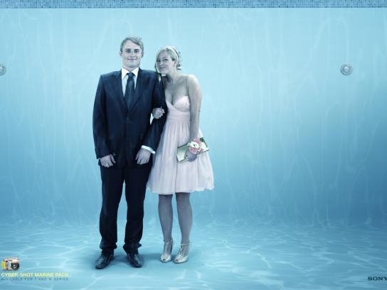 Sony Print Ad -  Couple