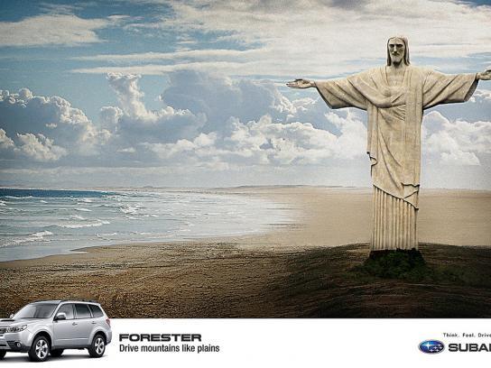 Subaru Print Ad -  Rio