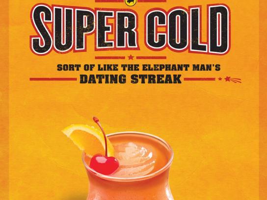 Super cold