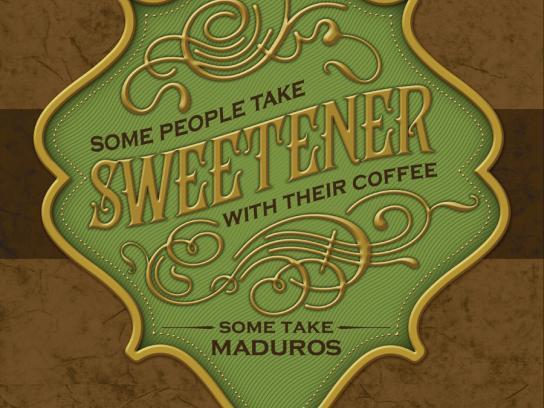 Memphis Tobacco Bowl Print Ad -  Sweetener