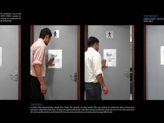 Iffco Ambient Ad -  Swine Flu