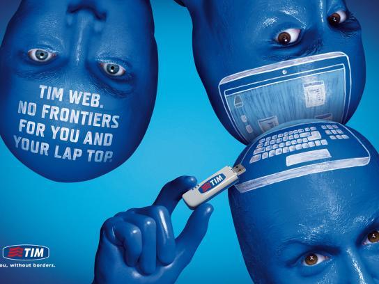 Tim Print Ad -  Web