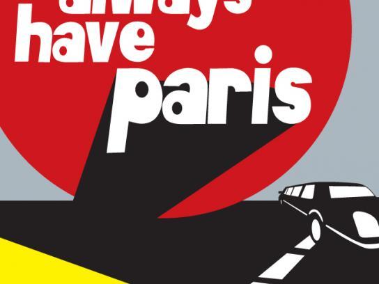 TMZ Print Ad -  Paris