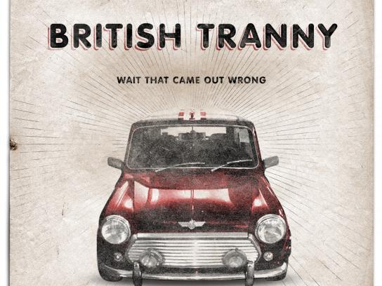 British Auto Service Print Ad -  Tranny