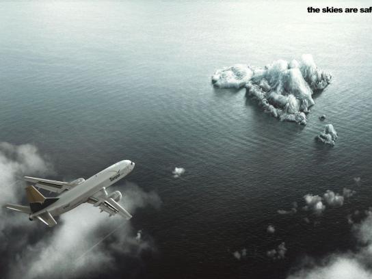 Tampa Print Ad -  Iceberg