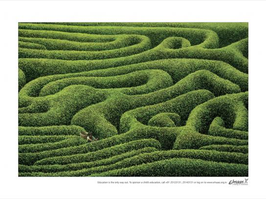 Ehsaas Print Ad -  Tea Estate