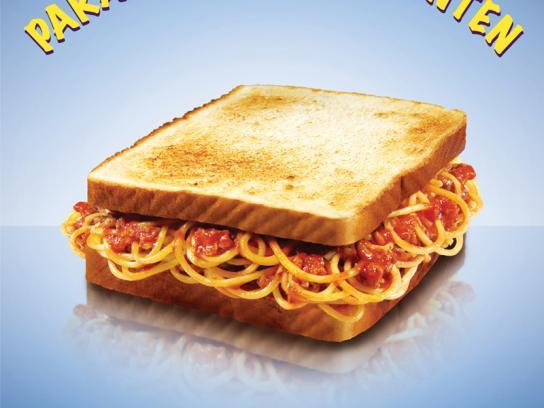 Thermos Print Ad -  Sandwich