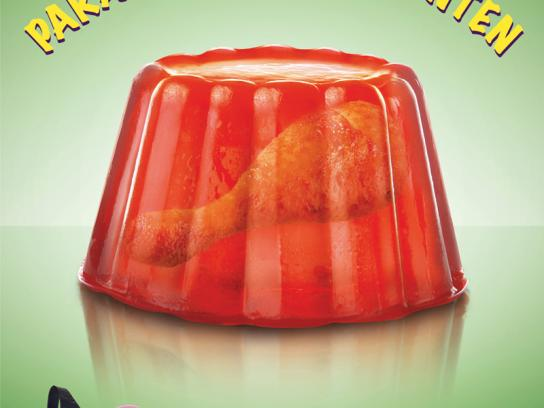 Thermos Print Ad -  Jelly