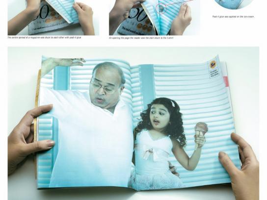 Tide Print Ad -  Girl