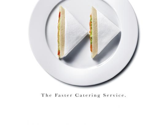 Il Tramezzino Print Ad -  Fast