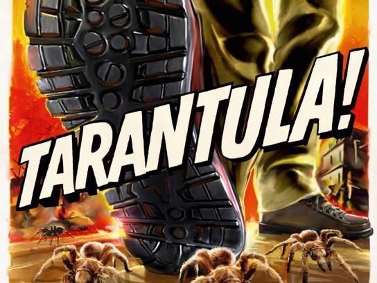 CMS Print Ad -  Tarantula