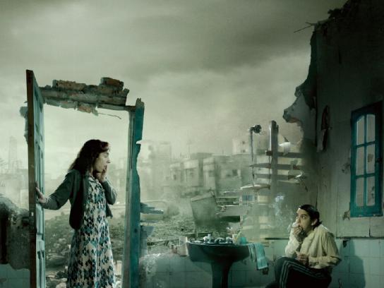 UNHCR Print Ad -  Cigarette