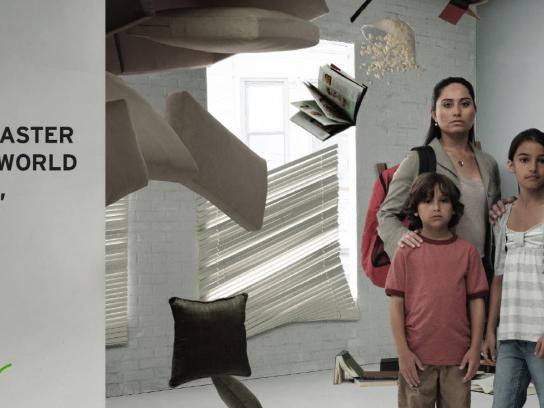 Ad Council Outdoor Ad -  Family, 1