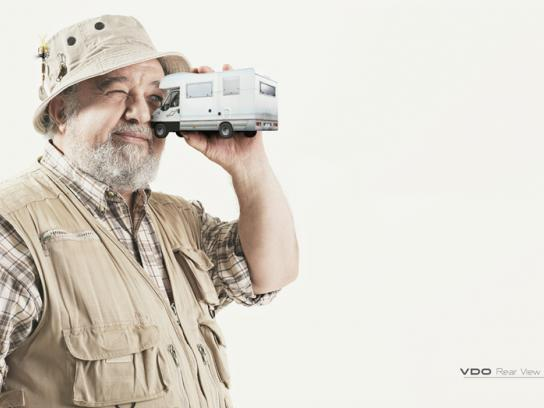 VDO Print Ad -  Camper