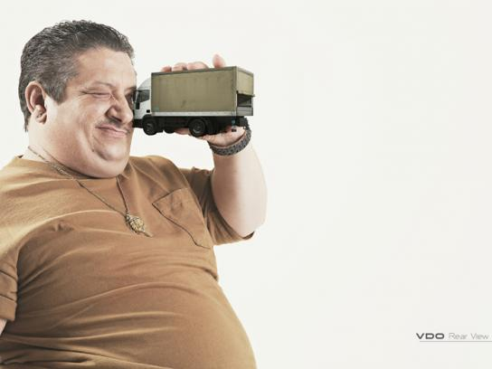 VDO Print Ad -  Truck